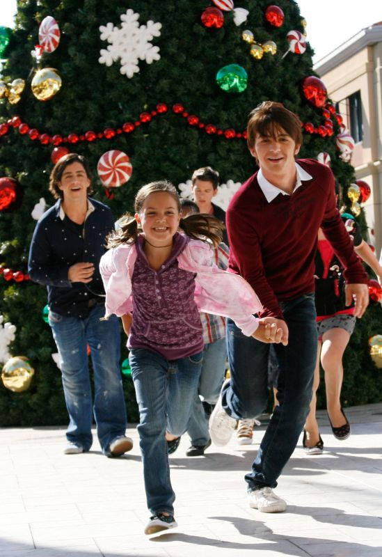 drake and josh christmas movie cast for kids - Drake And Josh Christmas Movie Cast