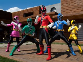 Power Rangers Samurai [TV Series]