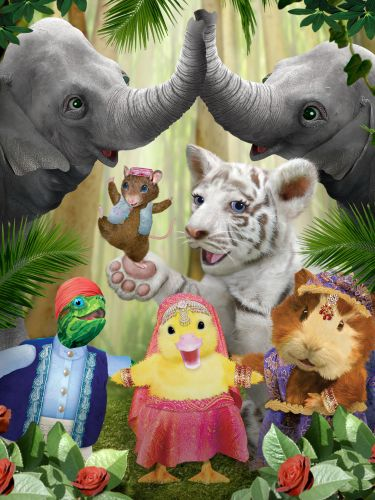 The Wonder Pets! : Save the Bengal Tiger!