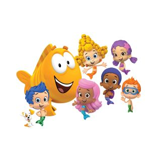 Bubble Guppies [Animated TV Series]