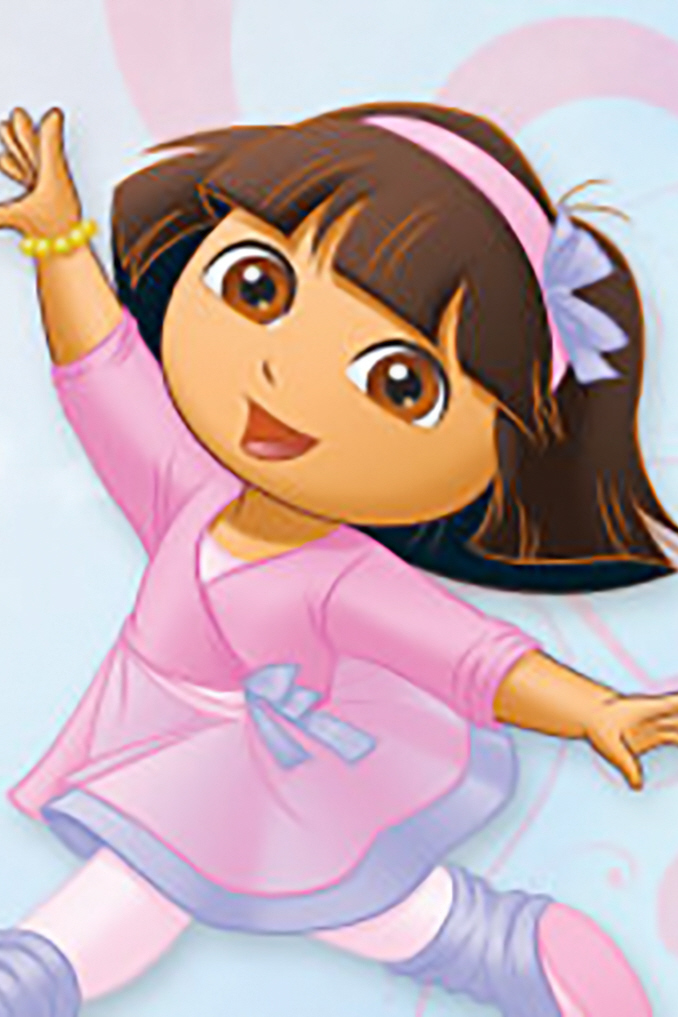 Dora the Explorer: Dora's Dance Show