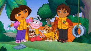 Dora the Explorer: ¡Vacaciones!