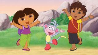 Dora the Explorer: Dora and Diego Save Atlantis