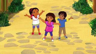 Dora the Explorer: The Big Storm