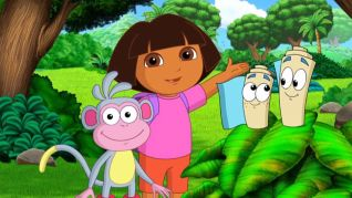 Dora the Explorer: Super Map