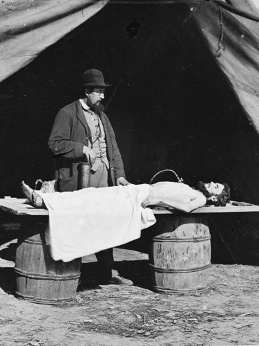 Death and the Civil War: American Experience