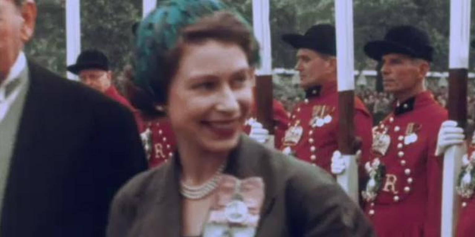 Queen & Country: Royal Visit