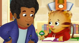 Daniel Tiger's Neighborhood: Line Leader Daniel