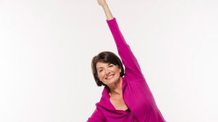 Peggy Cappy: Yoga for the Rest of Us - Easy Yoga for Diabetes