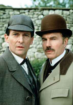 The Adventures of Sherlock Holmes [TV Series]