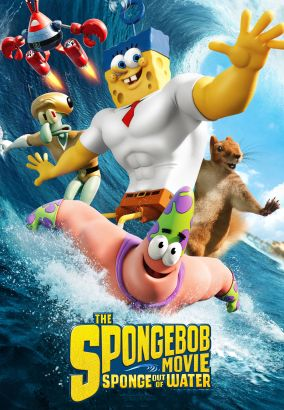 The SpongeBob Squarepants Movie: Sponge out of Water