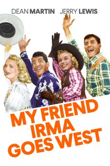 My Friend Irma Goes West