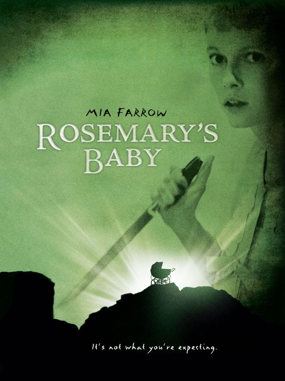 Rosemary's Baby Movie Cover