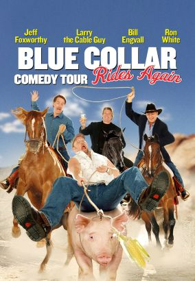 The Blue Collar Comedy Tour Rides Again
