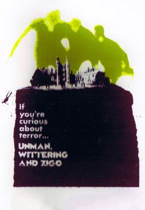 Unman, Wittering and Zigo