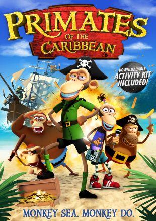 Primates of the Caribbean