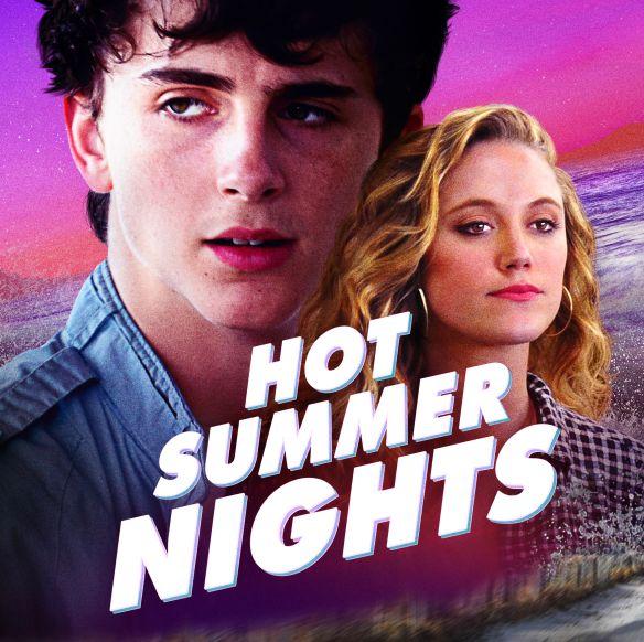 Hot Summer Nights 2018 Elijah Bynum Synopsis Characteristics