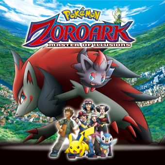 Pokémon - Zoroark: Master of Illusions