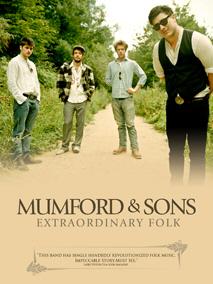 Mumford & Sons: Extraordinary Folk - Unauthorized