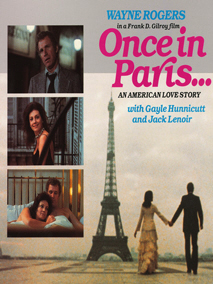 Once in Paris...