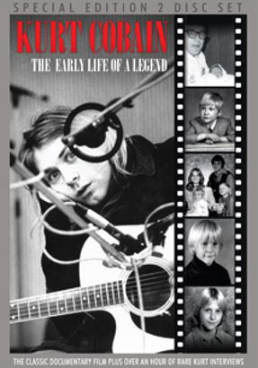 Kurt Cobain: The Early Life of a Legend