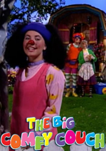 Big Comfy Couch : Full of Life