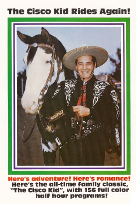 The Cisco Kid [TV Series]