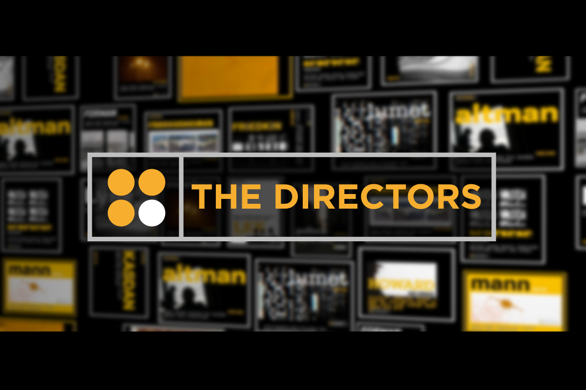 The Directors [TV Documentary Series]