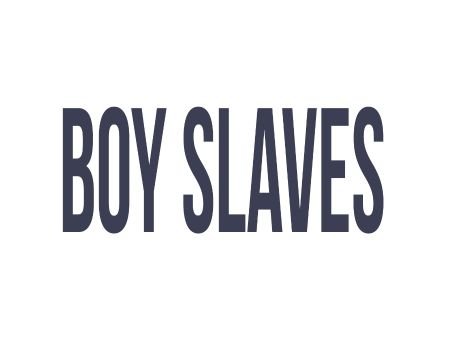 Boy Slaves