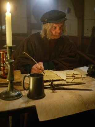 Quest: Columbus - Secrets from the Grave