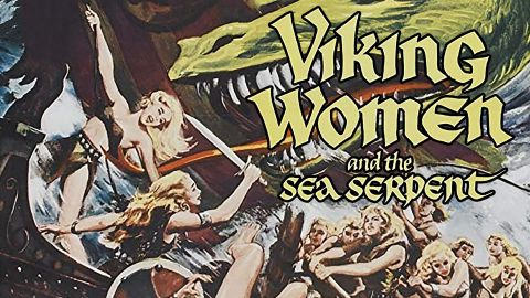 Saga of the Viking Women and the Sea Serpent