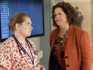Nurse Jackie: Rat On a Cheeto