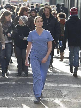 Nurse Jackie: I Say a Little Prayer