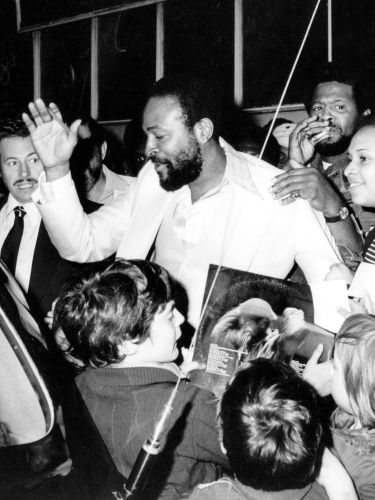 Marvin Gaye: Greatest Hits---Live in '76