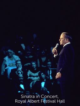 Sinatra in Concert at Royal Festival Hall