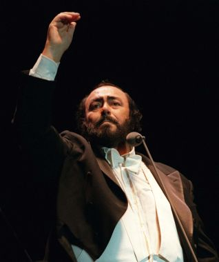 Luciano Pavarotti: Pavarotti Plus at the Royal Albert Hall