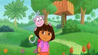 Dora the Explorer: To the Treehouse
