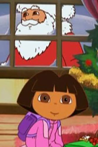 Dora the Explorer : A Present for Santa