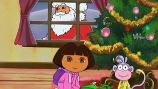 Dora the Explorer: A Present for Santa