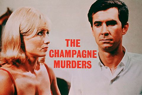 The Champagne Murders