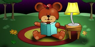 BJ's Teddy Bear Club and Bible Stories [Animated TV Series]