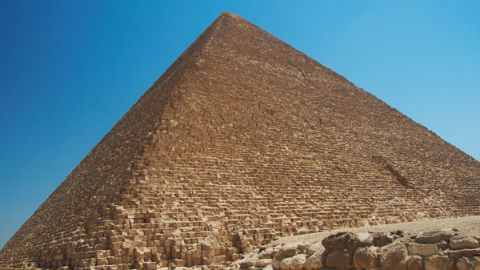 Egypt Uncovered : Pyramid: the Resurrection Machine