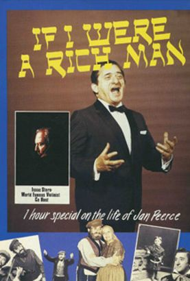 Jan Peerce: If I Were a Rich Man