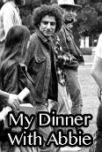 My Dinner with Abbie