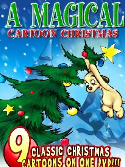 A Magic Cartoon Christmas