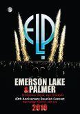 Emerson, Lake & Palmer: 40th Anniversary Reunion Concert - High Voltage Festival, 25th July, 2010