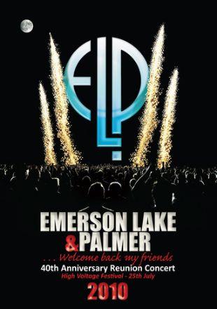 Emerson Lake and Palmer 40th Anniversary Concert