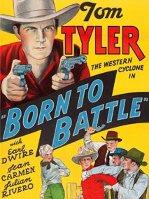 Born to Battle (1935)