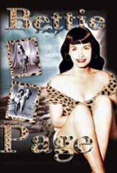 Bettie: The Girl in the Leopard Print Bikini