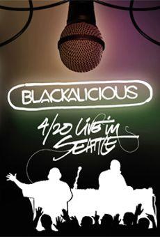 Blackalicious: 4/20 Live